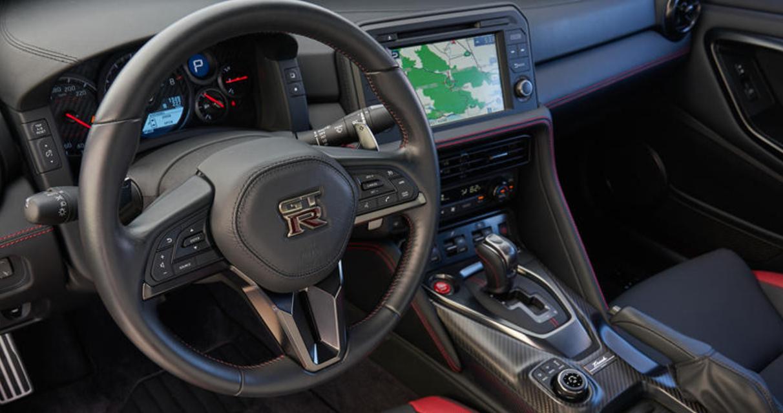 2023 Nissan Skyline Interior