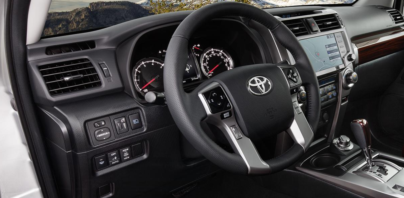 2023 Toyota 4Runner Hybrid Interior