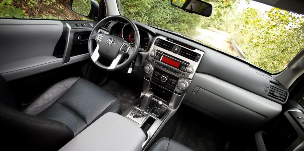 2023 Toyota 4Runner Interior