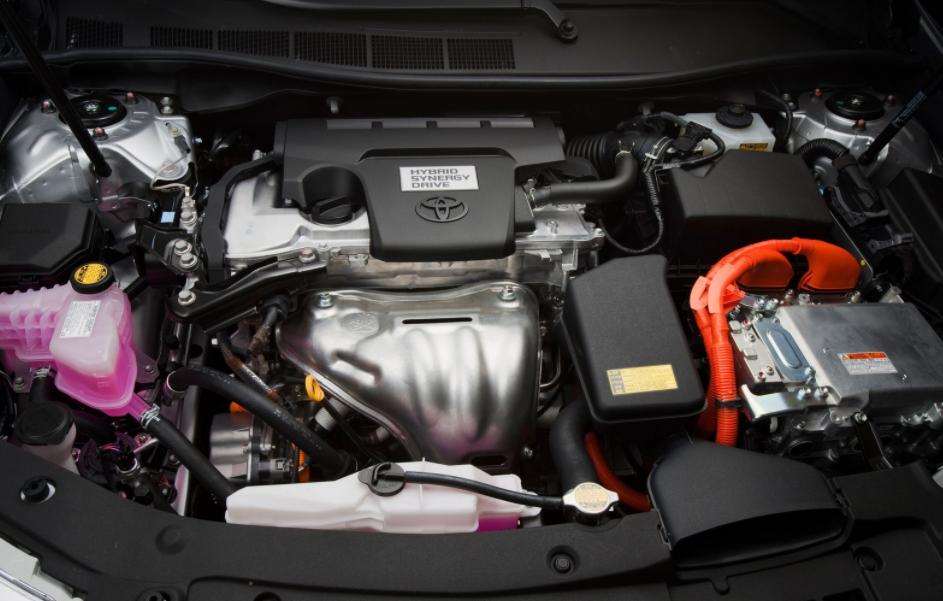 2023 Toyota Camry Engine