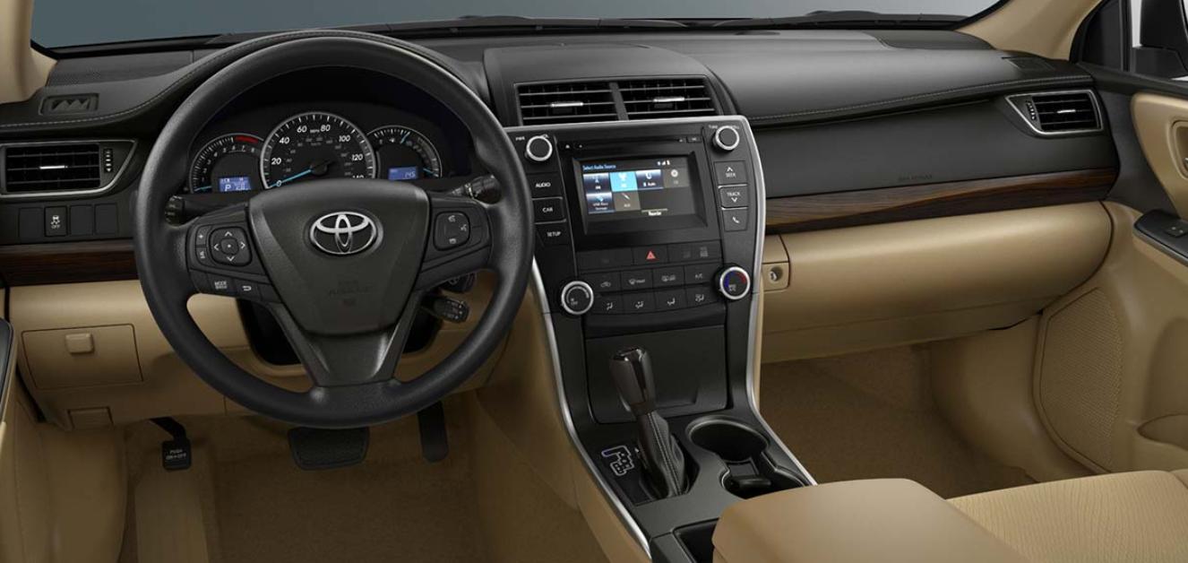 2023 Toyota Camry Interior