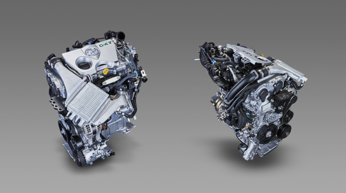 2023 Toyota Corolla Turbo Engine