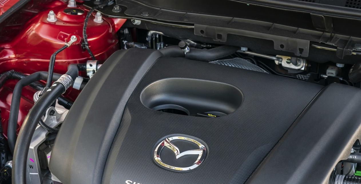 Mazda 2 2023 Engine
