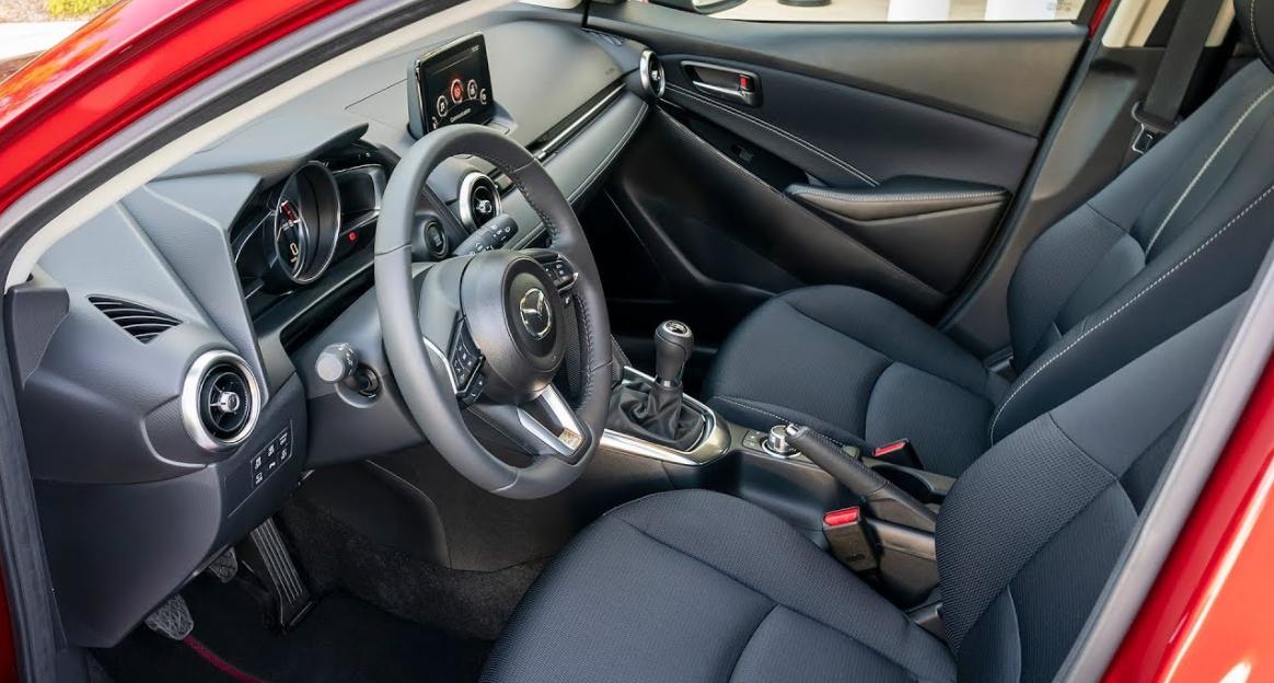Mazda 2 2023 Interior