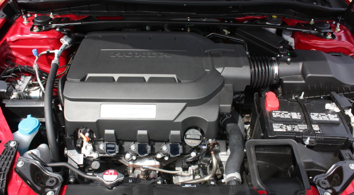 2023 Accord Engine