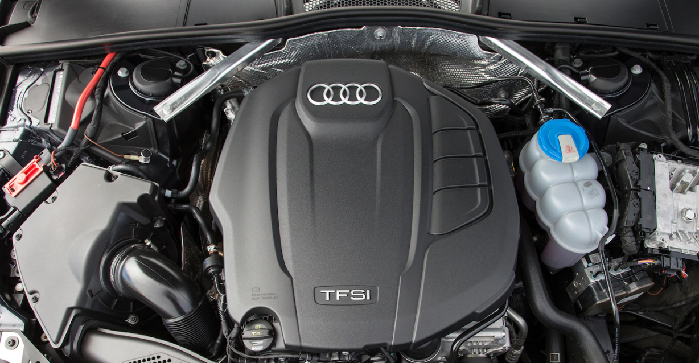 2023 Audi A4 Engine
