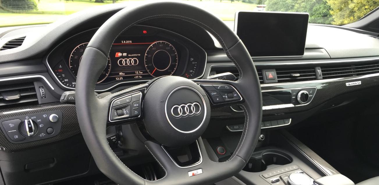 2023 Audi A4 Interior