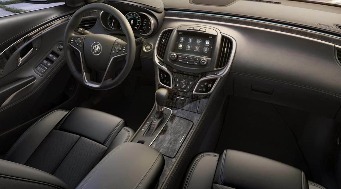 2023 Buick LaCrosse Interior