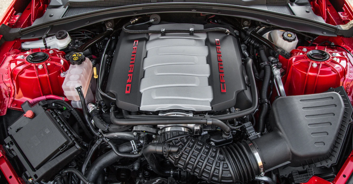 2023 Camaro Engine