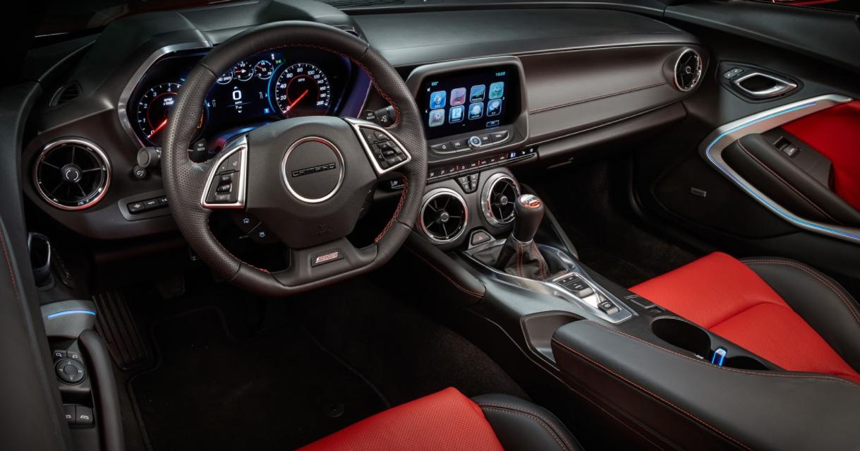 2023 Camaro Interior