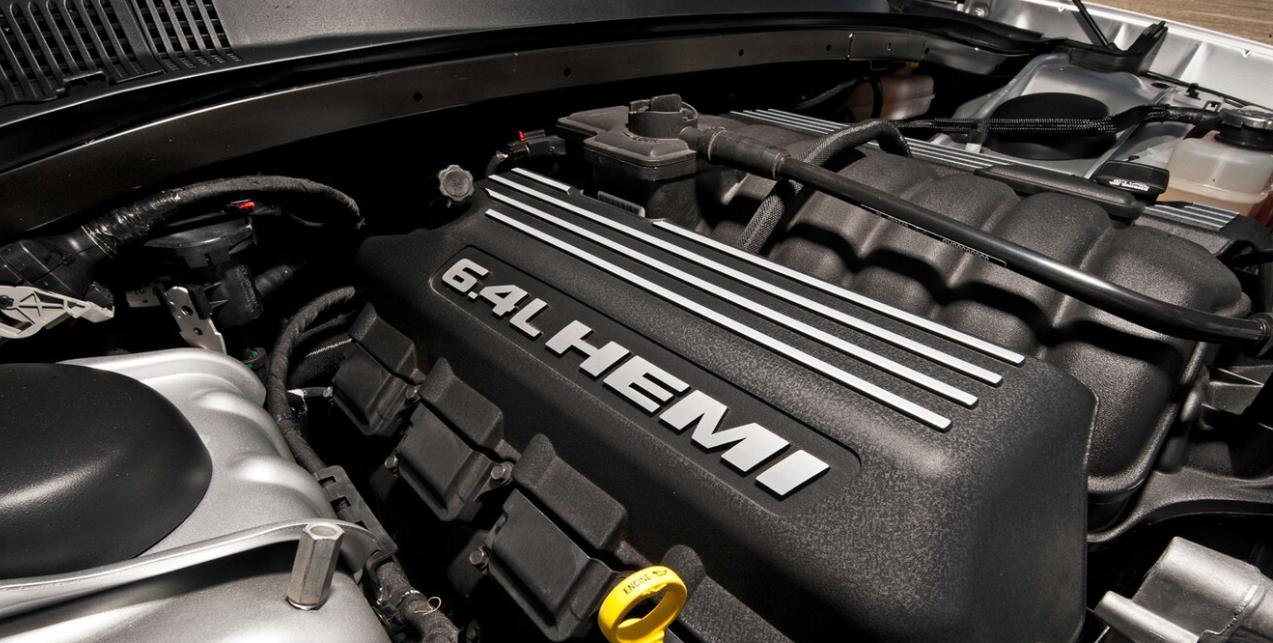 2023 Dodge Charger Engine