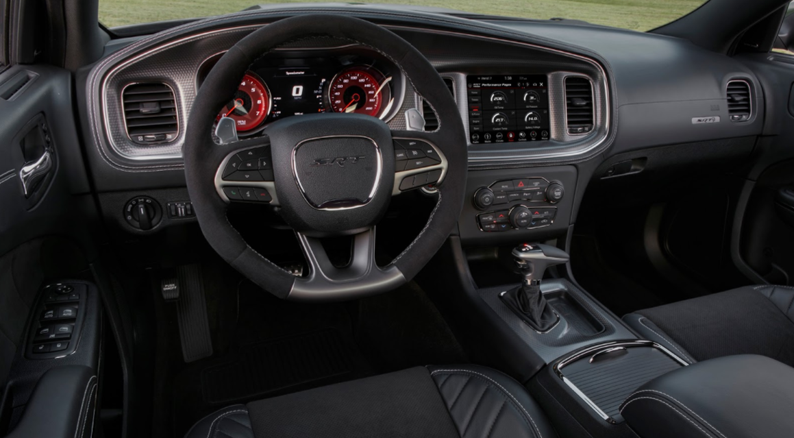 2023 Dodge Charger Interior