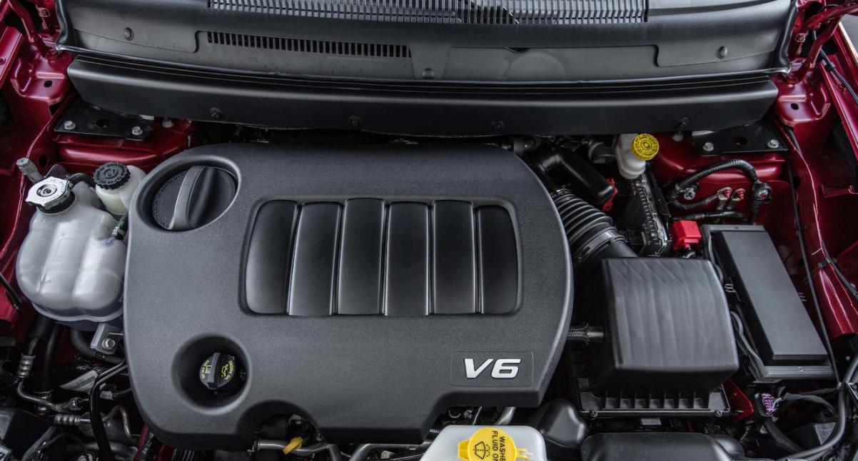 2023 Dodge Grand Caravan Engine