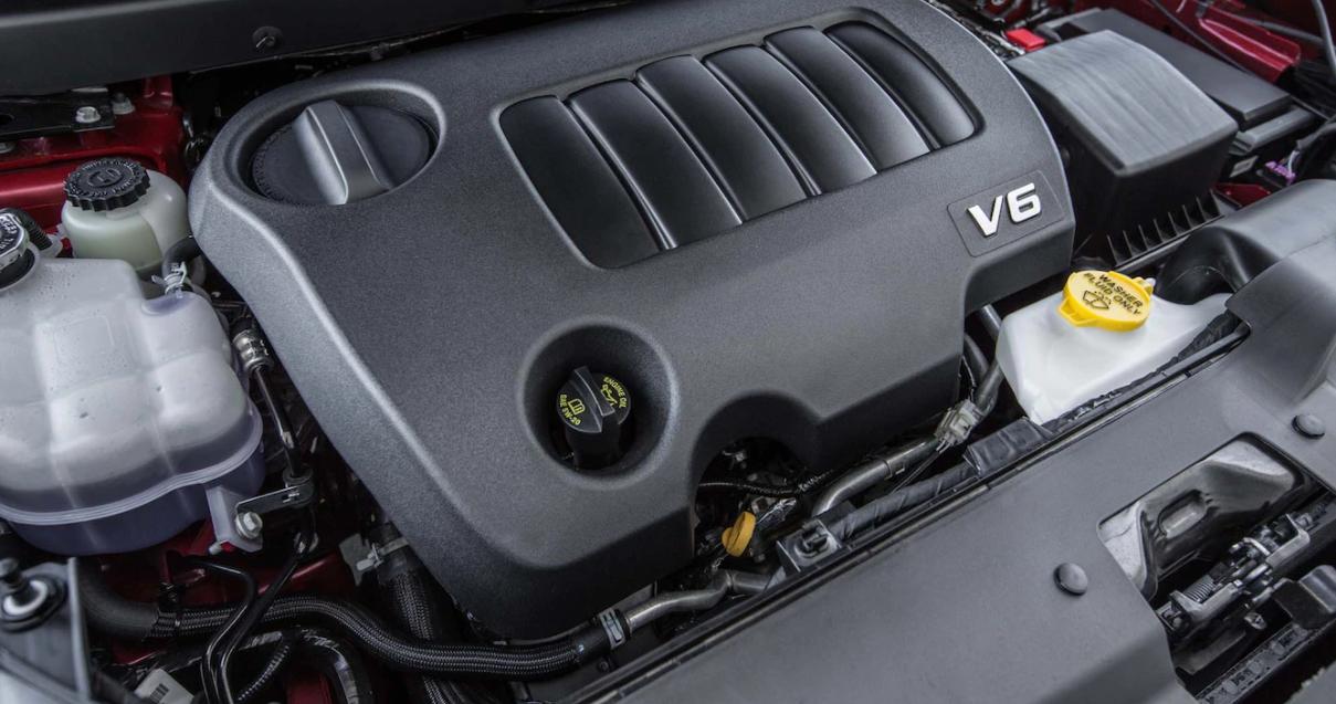 2023 Dodge Journey Engine
