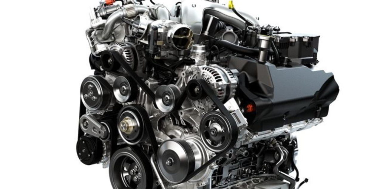2023 F250 Engine