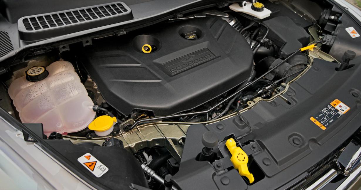 2023 Ford Escape Engine