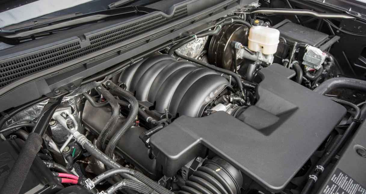 2023 GMC Sierra Engine