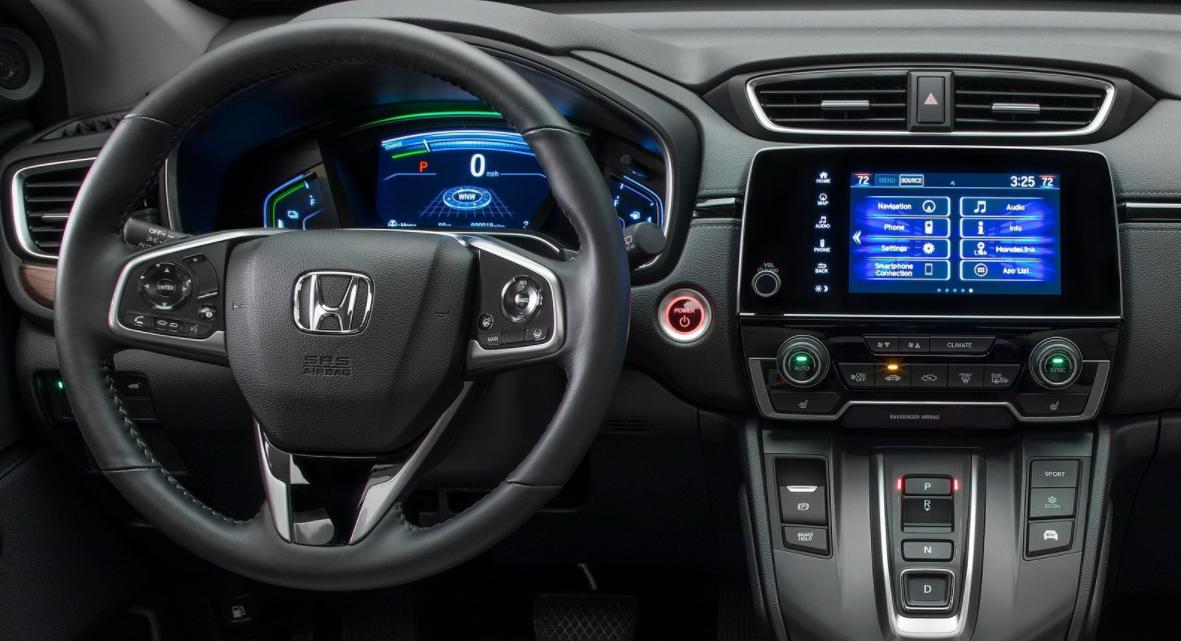 2023 Honda CR-V Interior