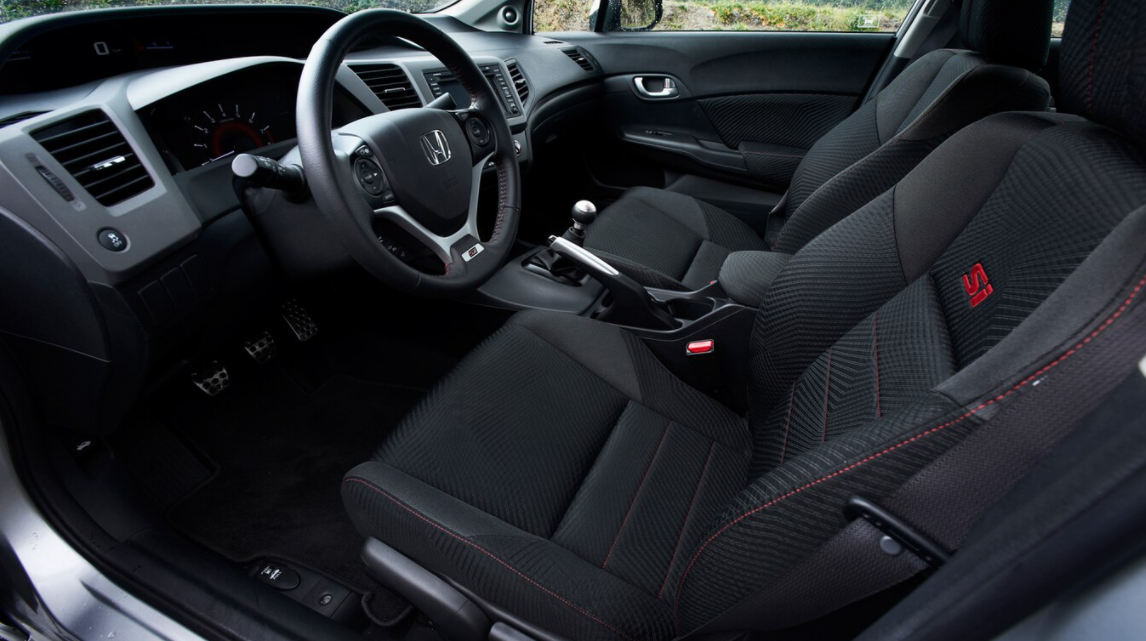 2023 Honda Civic Interior
