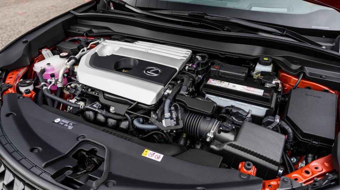 2023 Lexus UX Engine