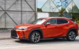 2023 Lexus UX Exterior