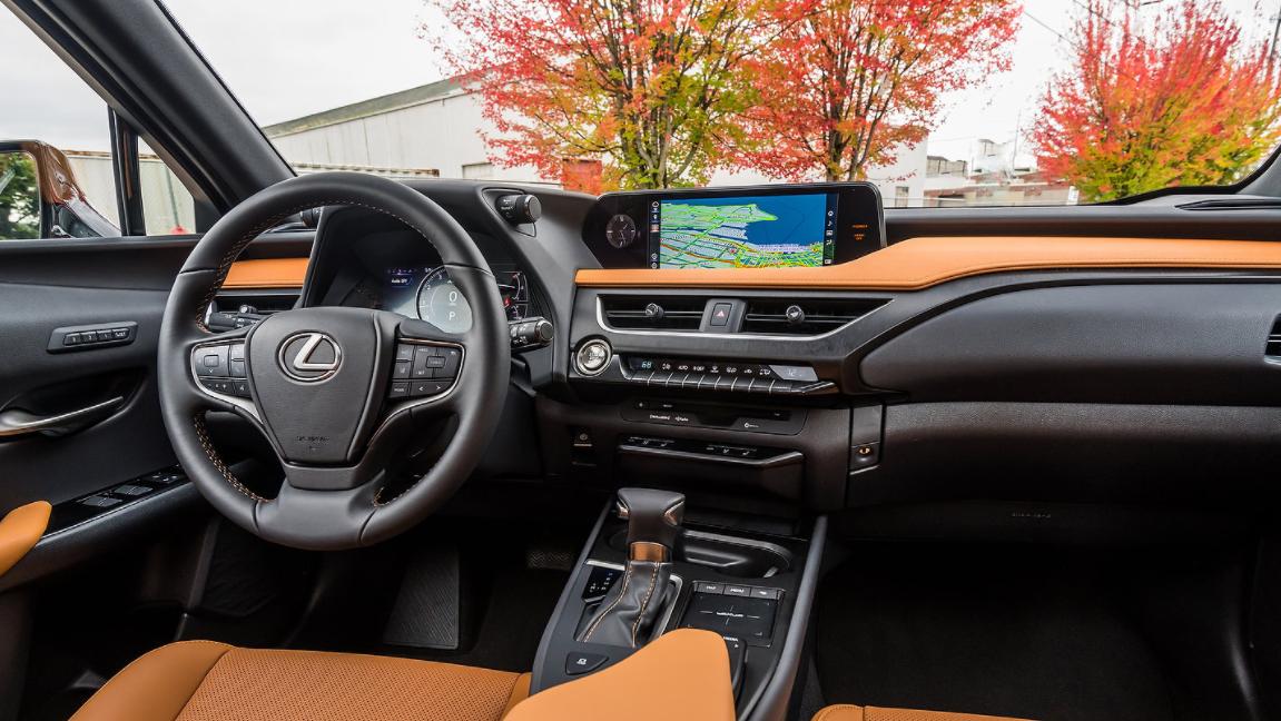 2023 Lexus UX Interior
