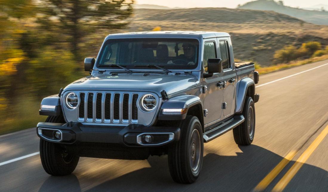 2023 Jeep Gladiator Exterior
