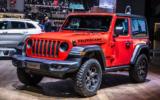 2023 Jeep Wrangler Exterior