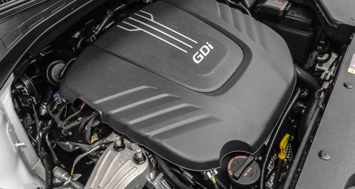 2023 Kia Sorento Engine
