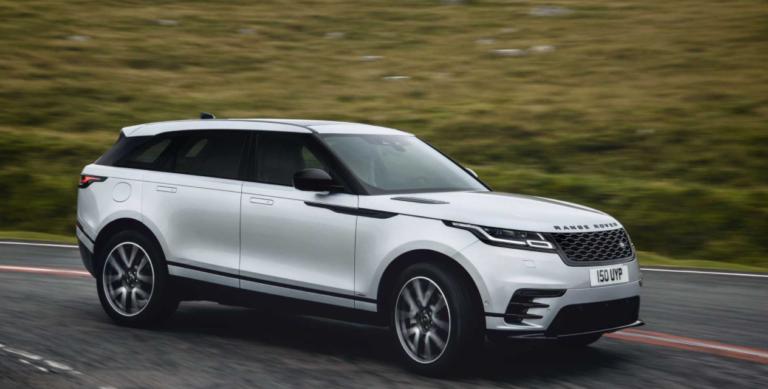 2023 Range Rover Exterior