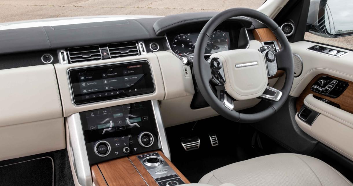 2023 Range Rover Interior