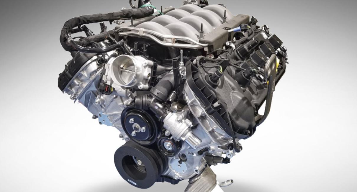 2023 Ranger Engine