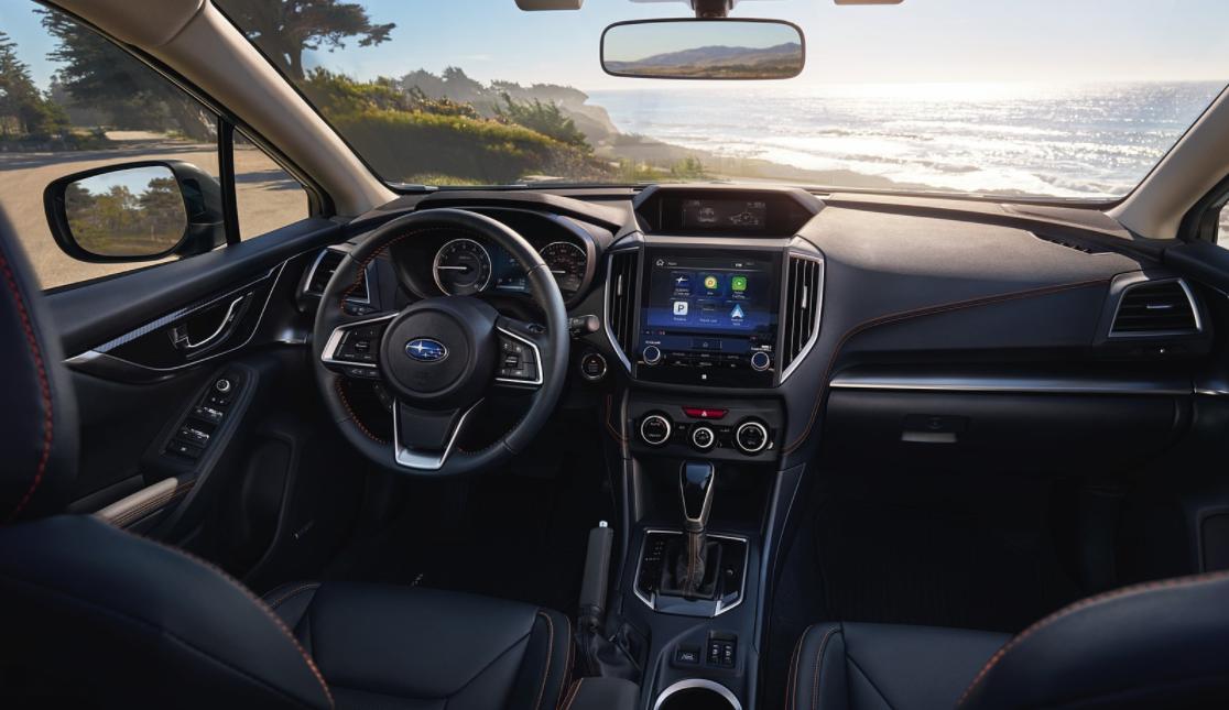 2023 Subaru Crosstrek Interior