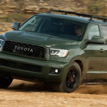 2023 Toyota Sequoia Exterior