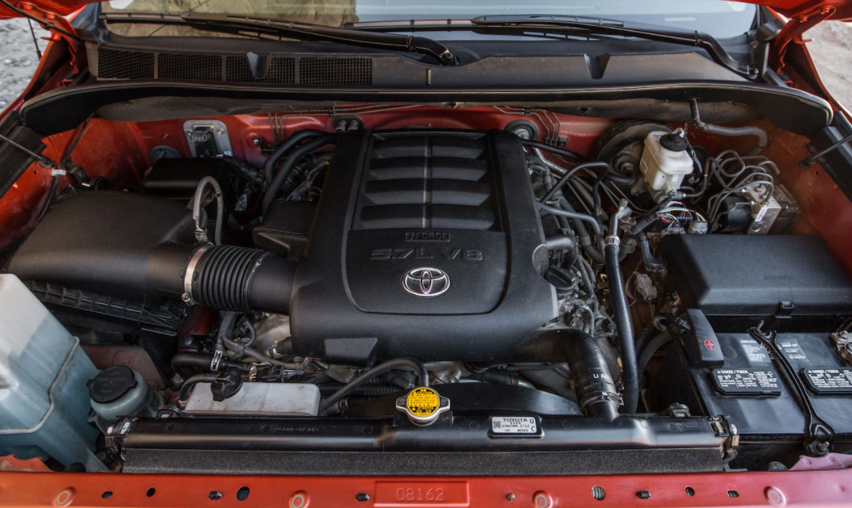 2023 Toyota Tundra Engine