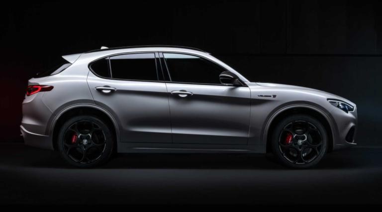 2023 Alfa Romeo Stelvio Exterior