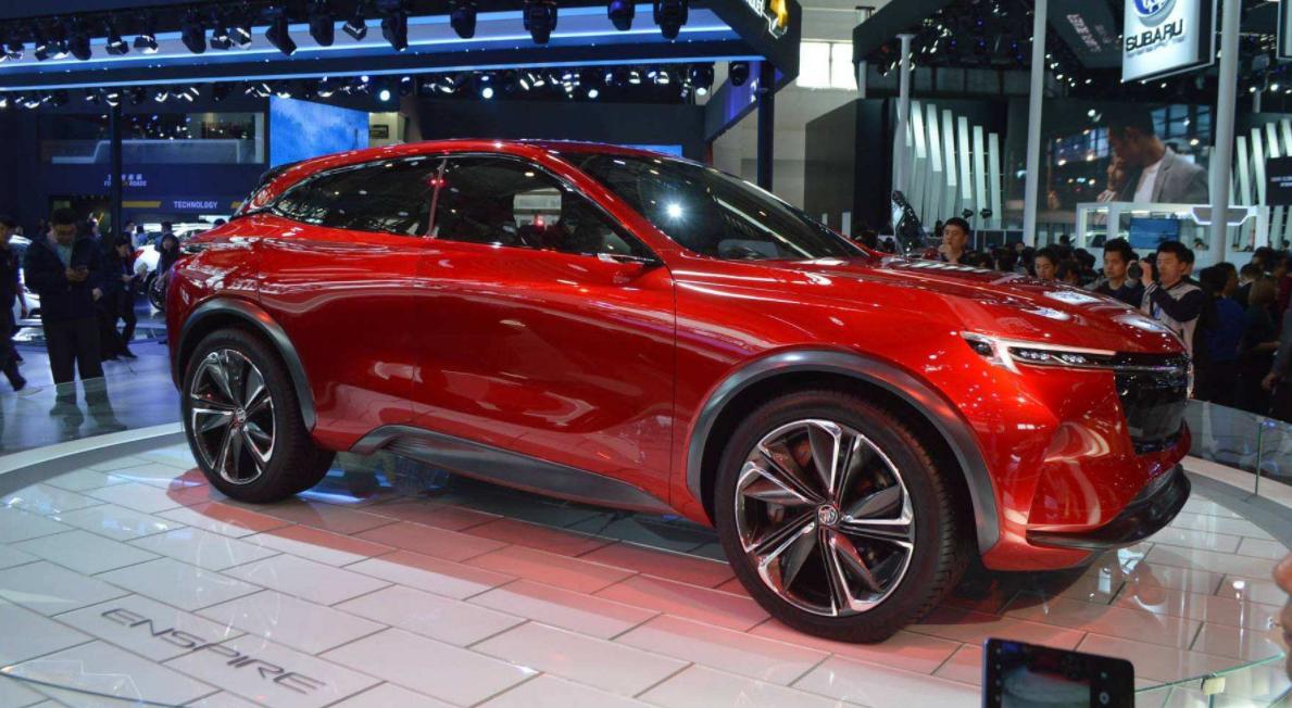 2023 Buick Enspire Exterior