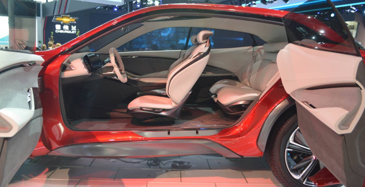 2023 Buick Enspire Interior