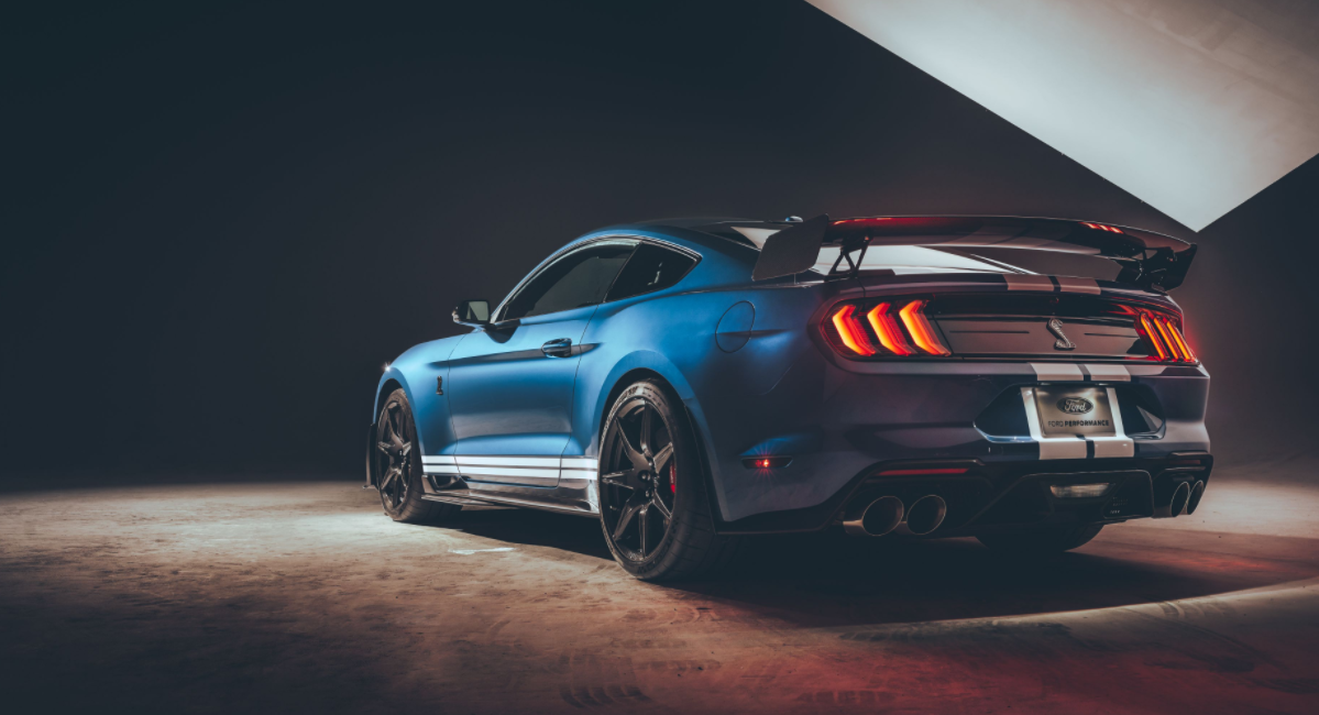 2023 Ford Shelby Cobra GT500 Engine