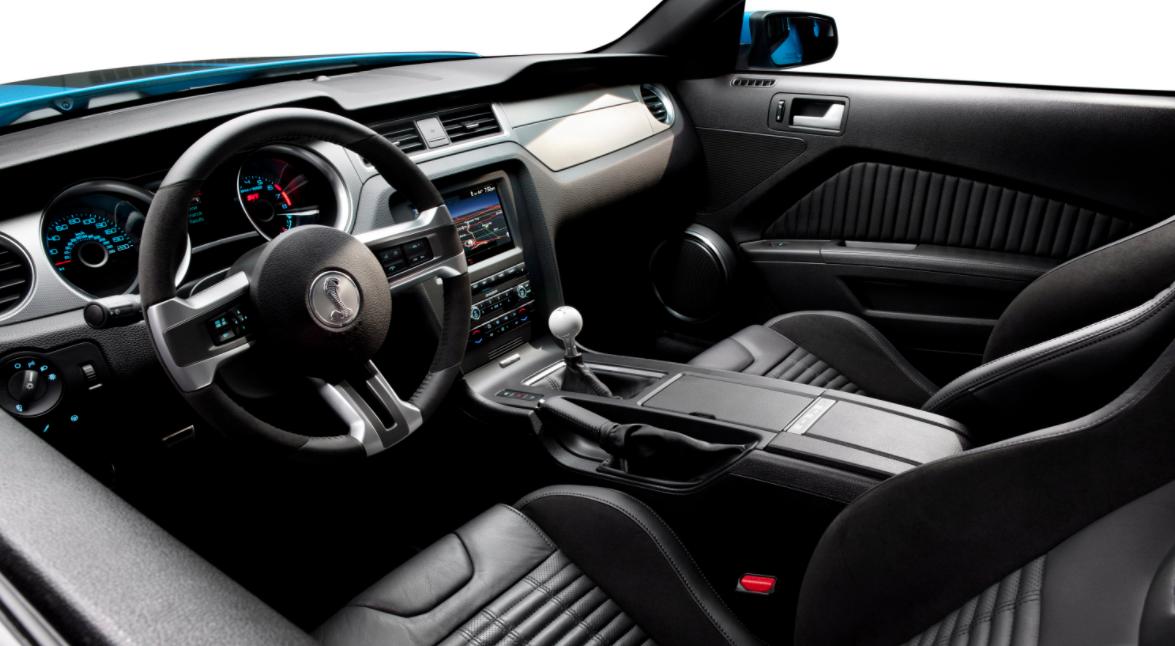 2023 Ford Shelby Cobra GT500 Interior