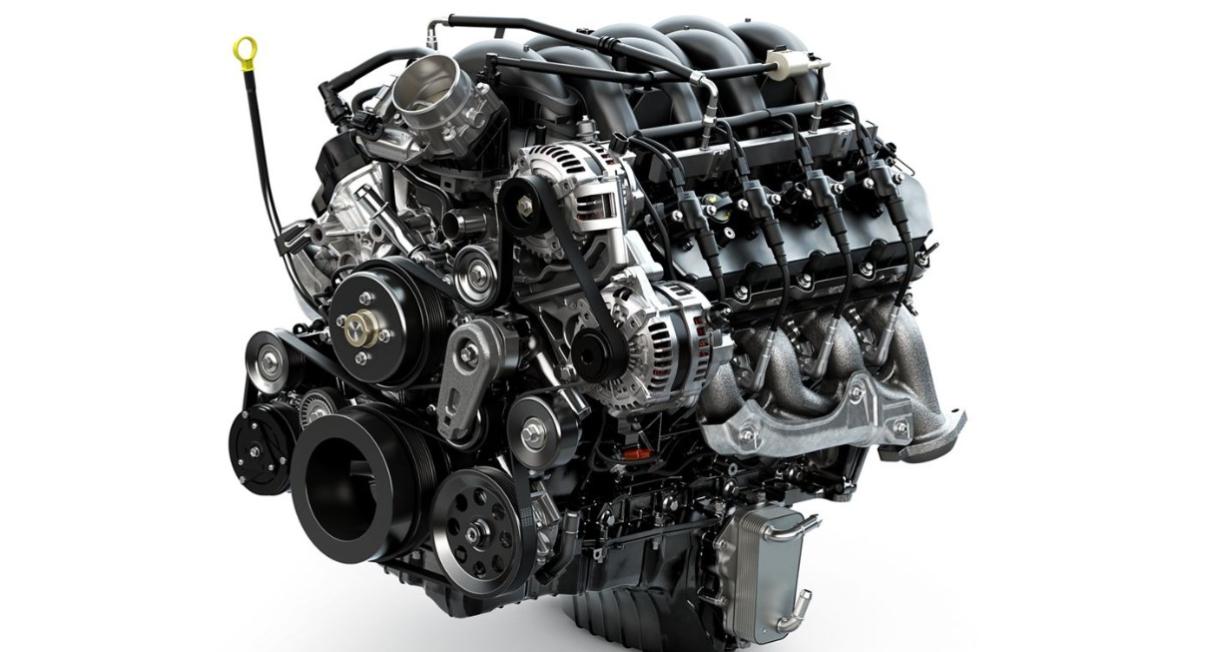 2023 Super Duty Engine