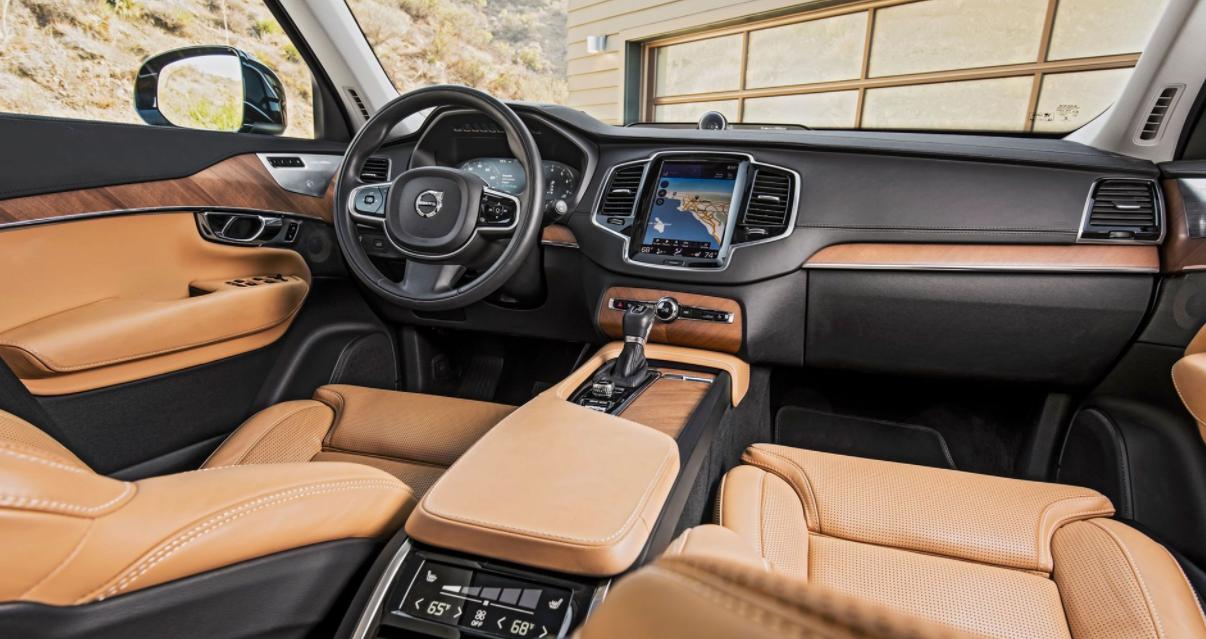 2023 Volvo XC90 Interior