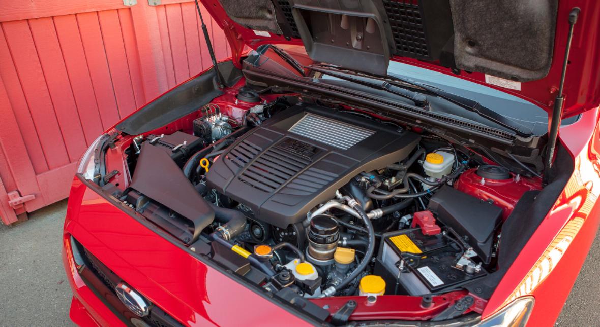 2023 WRX Engine