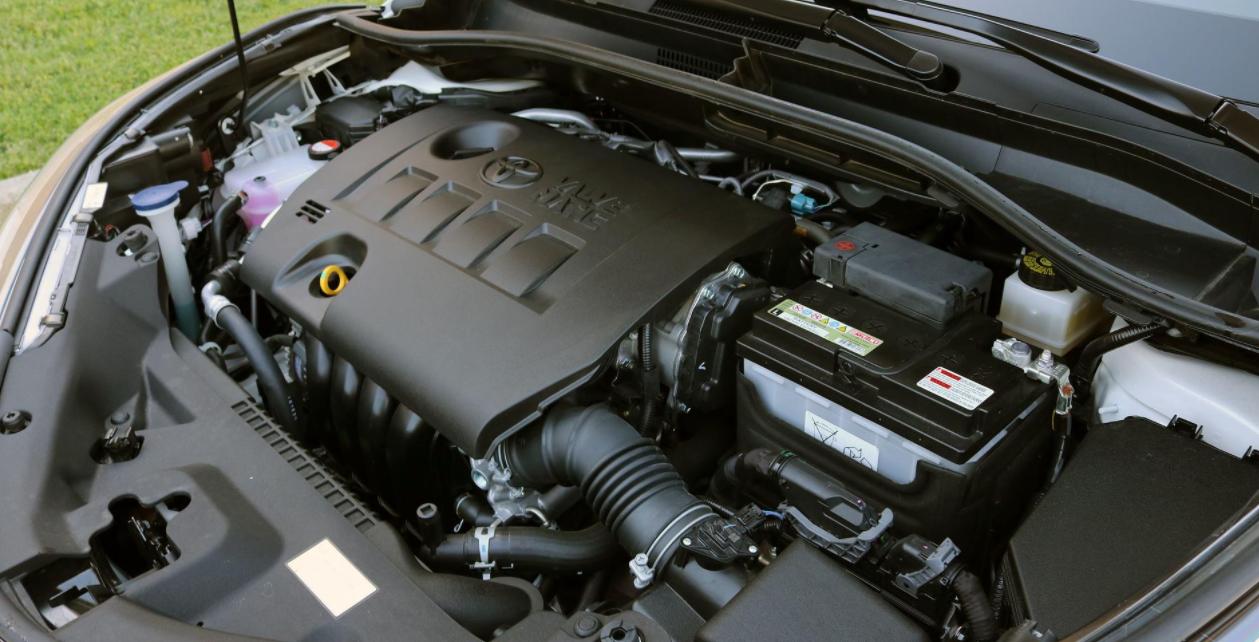 Toyota CHR 2023 Engine