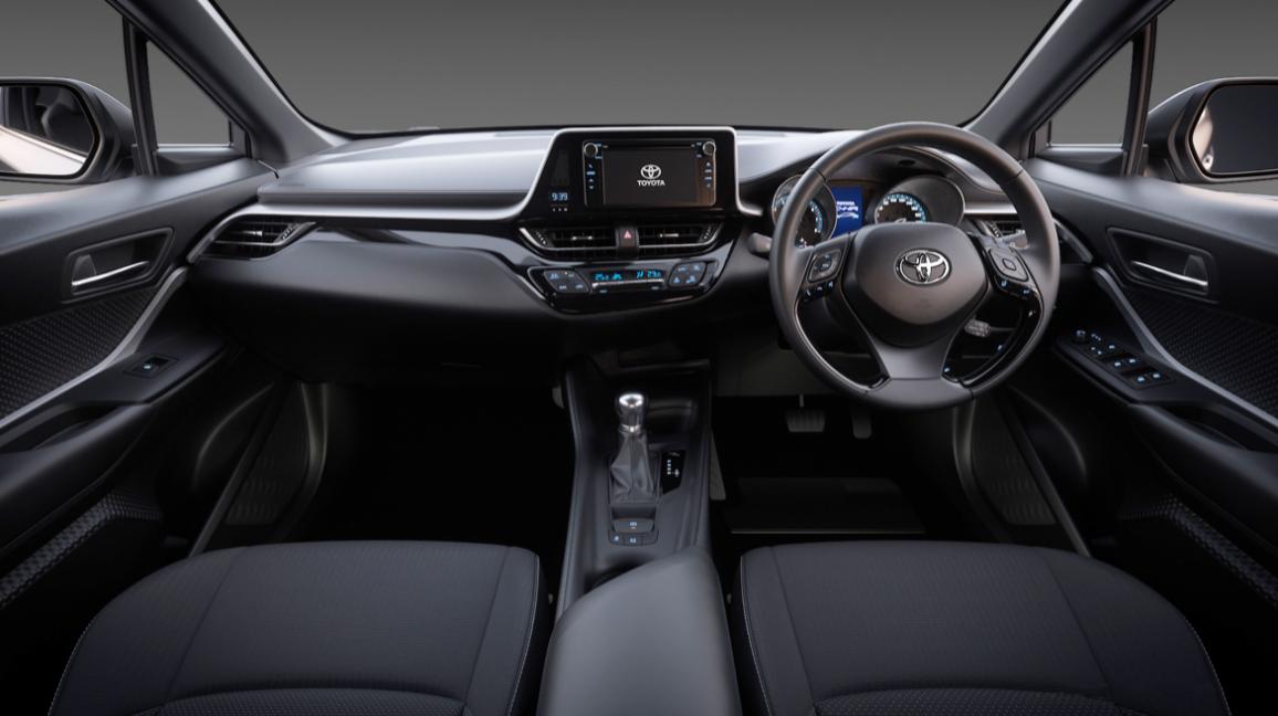 Toyota CHR 2023 Interior