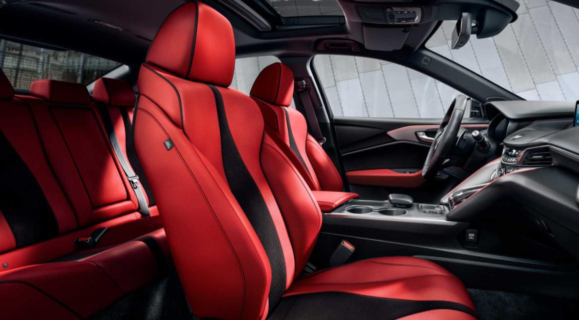 2023 Acura RLX Interior