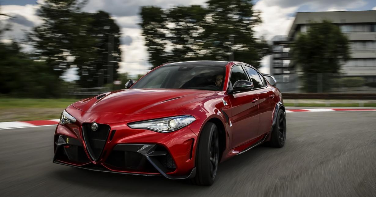 2023 Alfa Romeo Giulietta Exterior