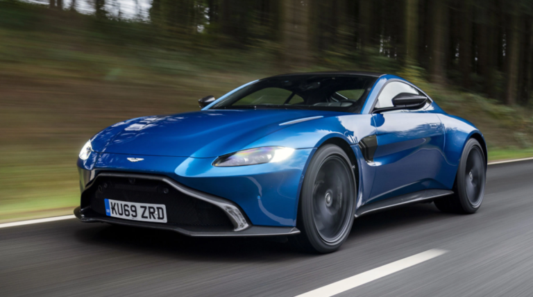 2023 Aston Martin Vantage Exterior