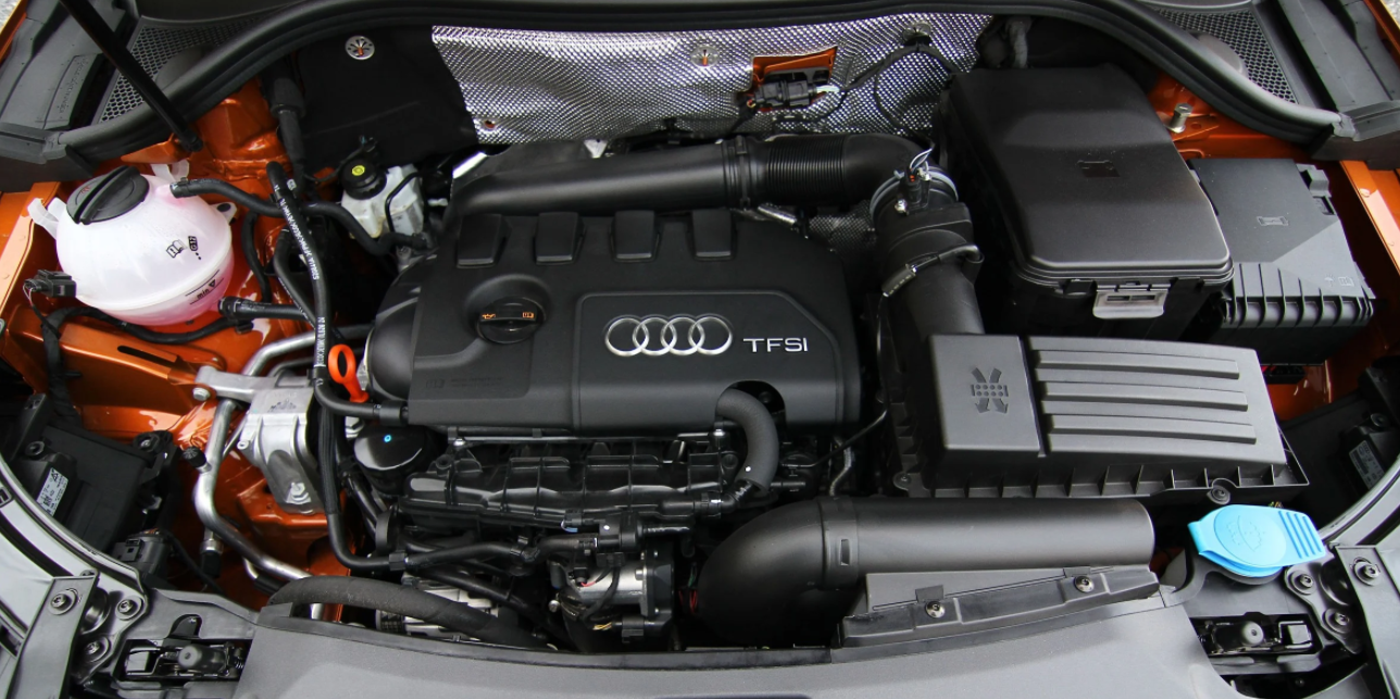 2023 Audi Q3 Engine