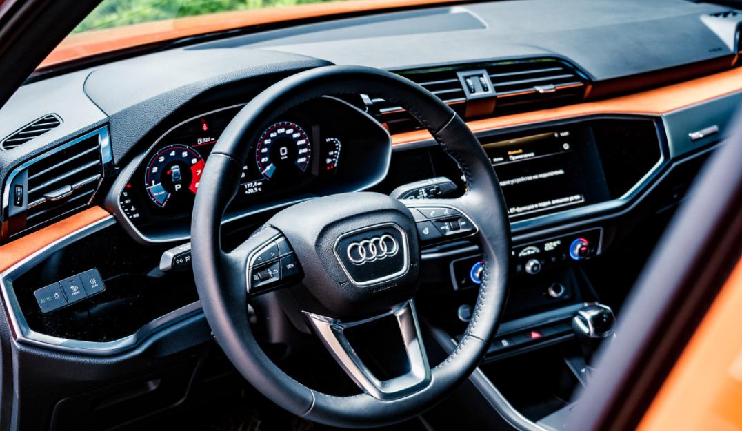 2023 Audi Q3 Interior